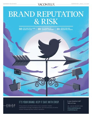 Brand Reputation & Risk 2019