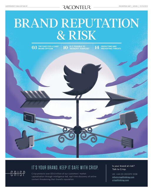 Brand Reputation & Risk 2019