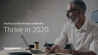 Your accounts payable gameplan: thrive in 2020