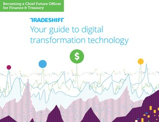 Becoming a Chief Future Officer for Finance & Treasury: Your guide to digital transformation technology