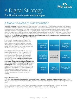 A Digital Platform For Asset Investors
