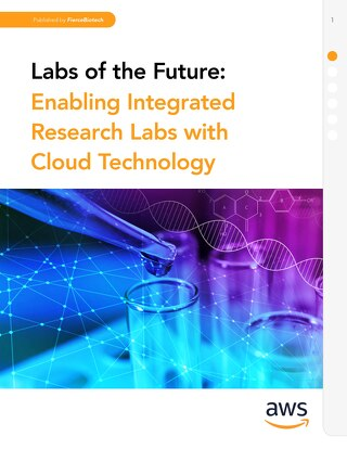 Labs of the Future - Enabling Integrated Research Labs with Cloud Technology