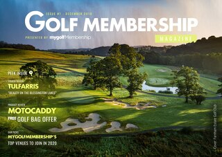 MY GOLF MEMBERSHIP DIGITAL MAGAZINE - ISSUE 1