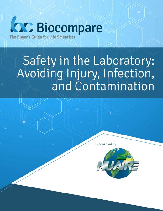 [ebook] Safety in the Laboratory: Avoiding Injury, Infection, and Contamination
