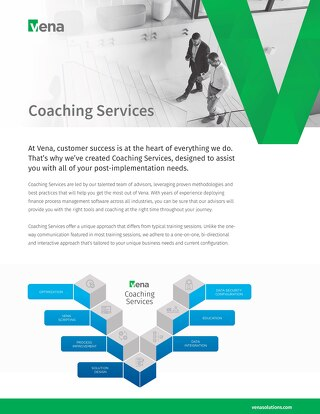 Datasheet - Coaching Services