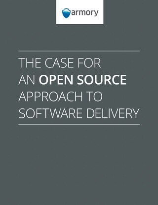 The Case for an Open Source Approach to Software Delivery