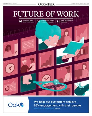 Future of Work 2019