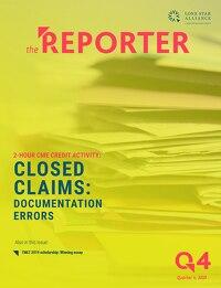 Lone Star Reporter Quarter 4 2019