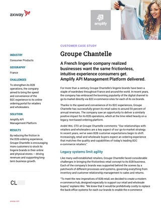 Groupe Chantelle