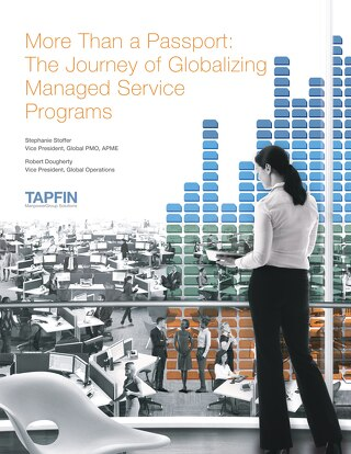 More Than a Passport: The Journey of Globalizing Managed Service Programs