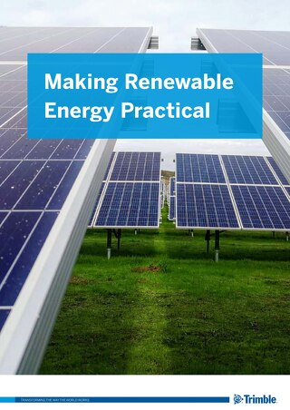 Making Renewable Energy Practical