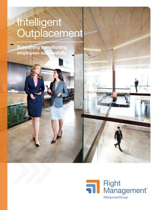 Intelligent Outplacement: Supporting transitioning employees successfully