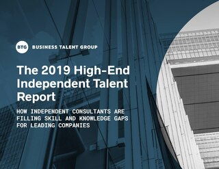 2019 High-End Independent Talent Report