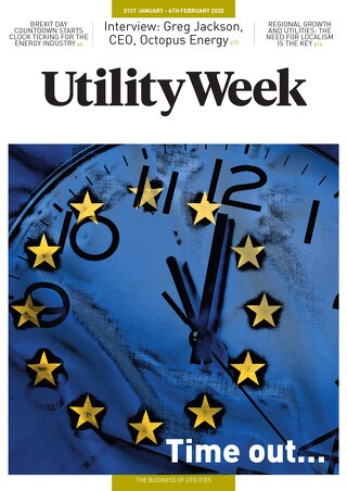 Utility Week 31st January 2020