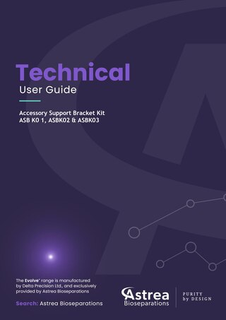 Accessory Support Bracket fitting guide