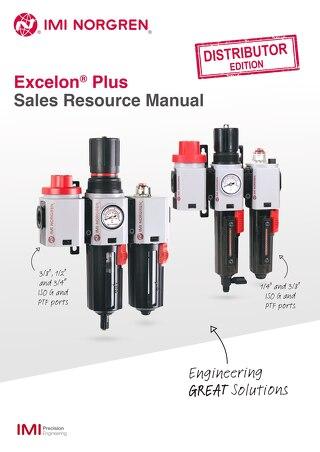 Excelon Plus Resource Sales Manual