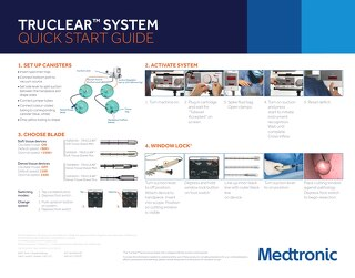 TruClear™ System - Quick Start Guide
