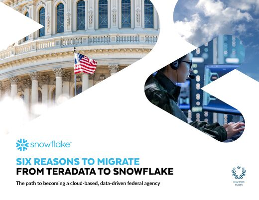 6 Reasons to Migrate from Teradata to Snowflake