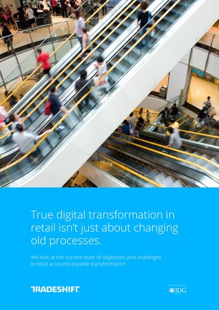 Reimagining retail: true digital transformation is more than changing old processes