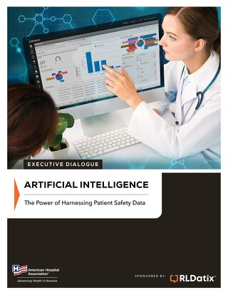 Artificial Intelligence | The Power of Harnessing Patient Safety Data