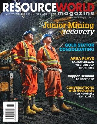 Resource World Magazine Volume 18 Issue 2