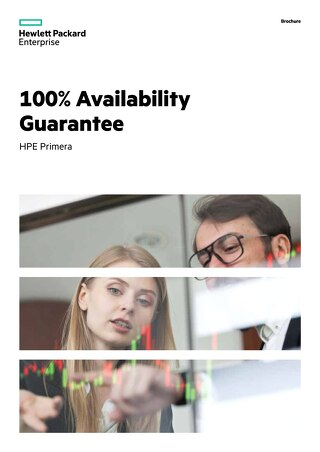 Primera 100 Availability Guarantee