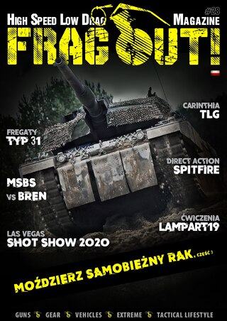 Frag Out! Magazine #28 PL