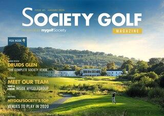 My Golf Society digital magazine Issue 3