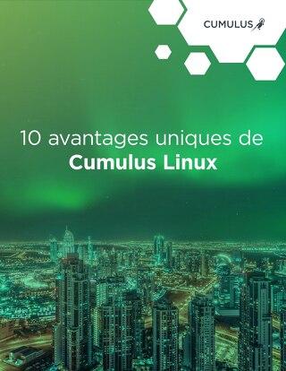 10 avantages uniques de Cumulus Linux