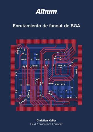 Entrutamiento de fanout de BGA