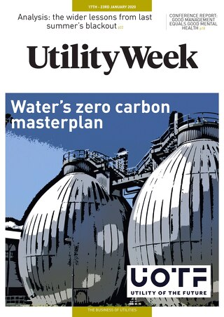 Utility Week 17th January 2020