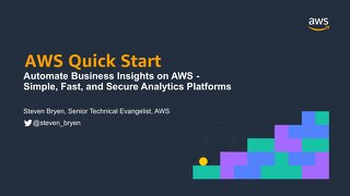 Automate-Business-Insights-on-AWS