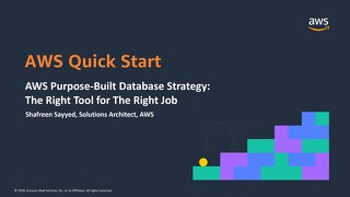 AWS Quick Start - Databases