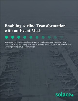 Enabling Airline Transformation with an Event Mesh