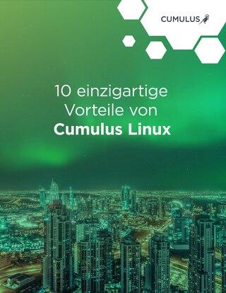 10 einzigartige Vorteile von Cumulus Linux