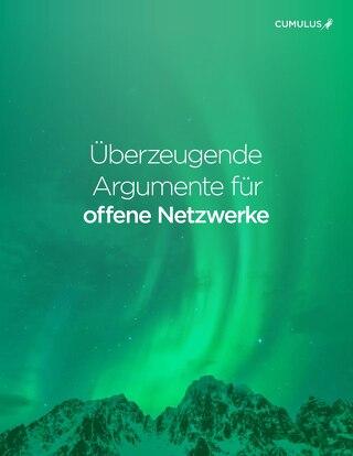 Überzeugende Argumente für offene Netzwerk