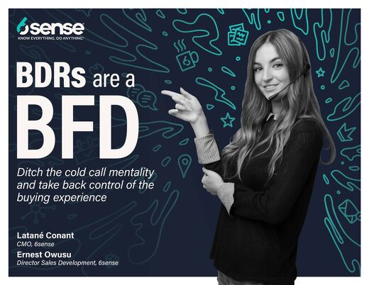 BDRs are a BFD