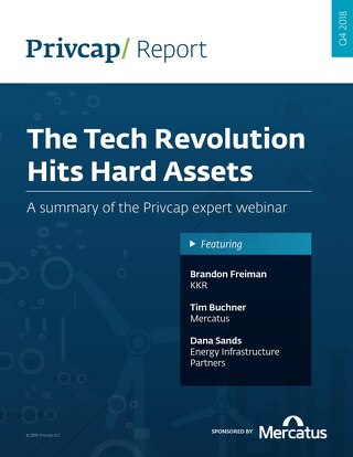 Report: The Tech Revolution Hits Hard Assets
