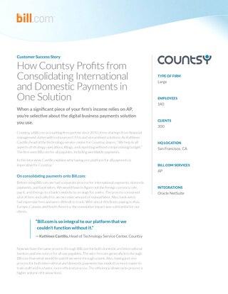 Case Study: Countsy