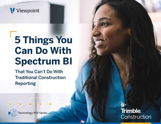 5 Things You Can Do with Spectrum BI