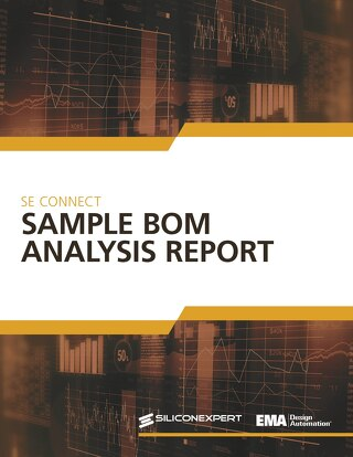 SE Connect Sample BOM Report