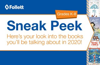 Publisher Sneak Peek 2020 Elementary Catalog