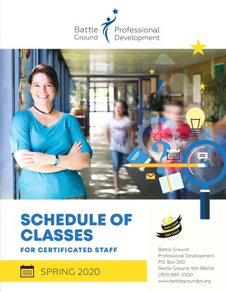 2020 BGPS Professional Development Catalog