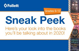 Publisher Sneak Peek 2020 Secondary Catalog