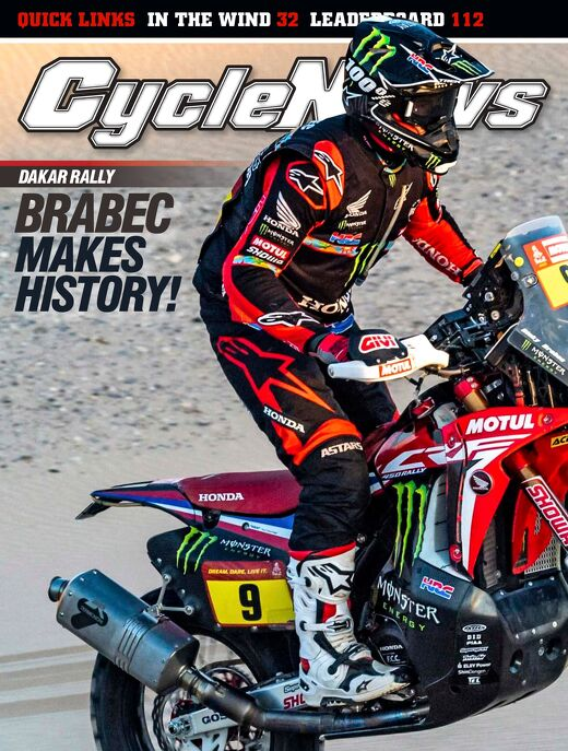 Cycle News 2020 Issue 03 January 21