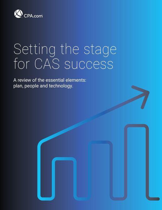 CAS Tech Stack White Paper