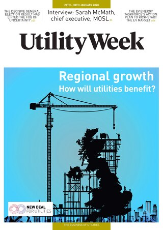 Utility Week 24th January 2020