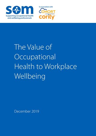 The Value of Occupational Health to Workplace Wellbeing