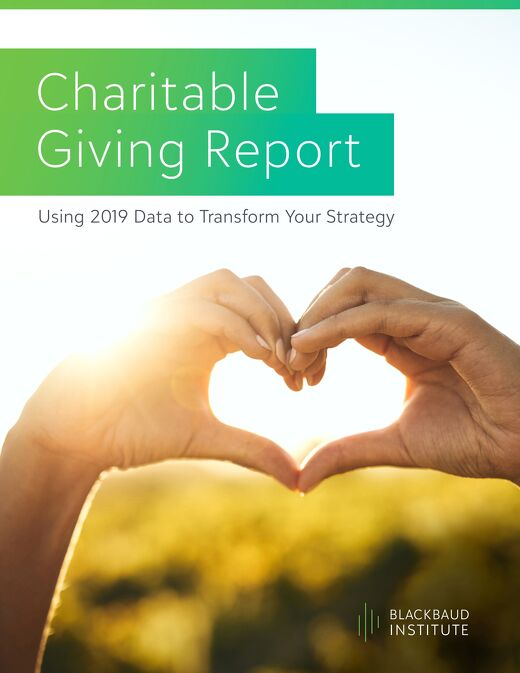 Charitable Giving Report 2019