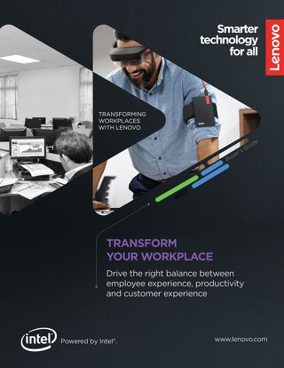 Transforming Workplaces with Lenovo